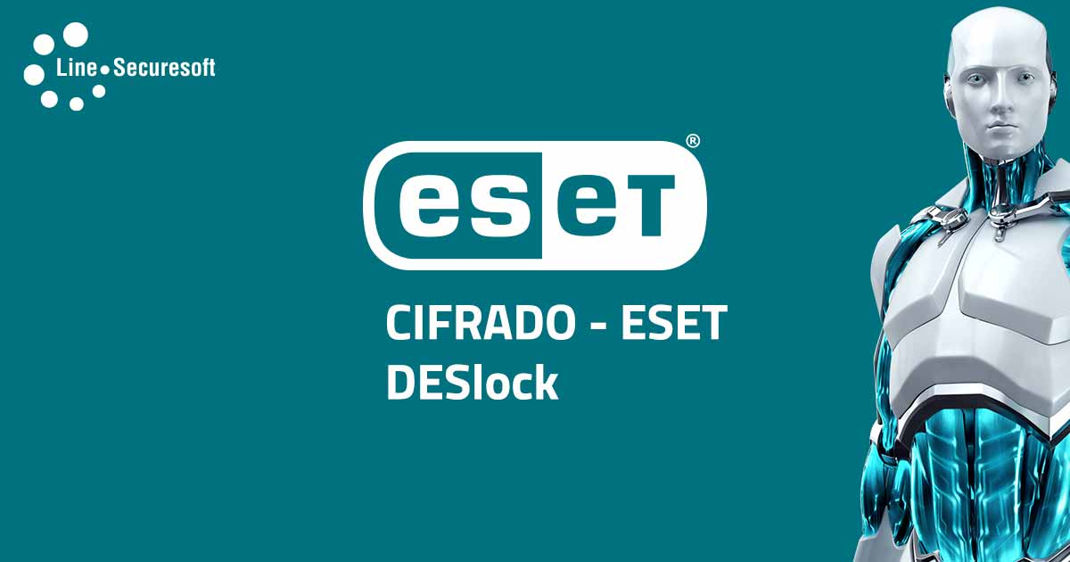 CIFRADO ESET DESlock